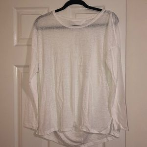 Lululemon Long Sleeve Top